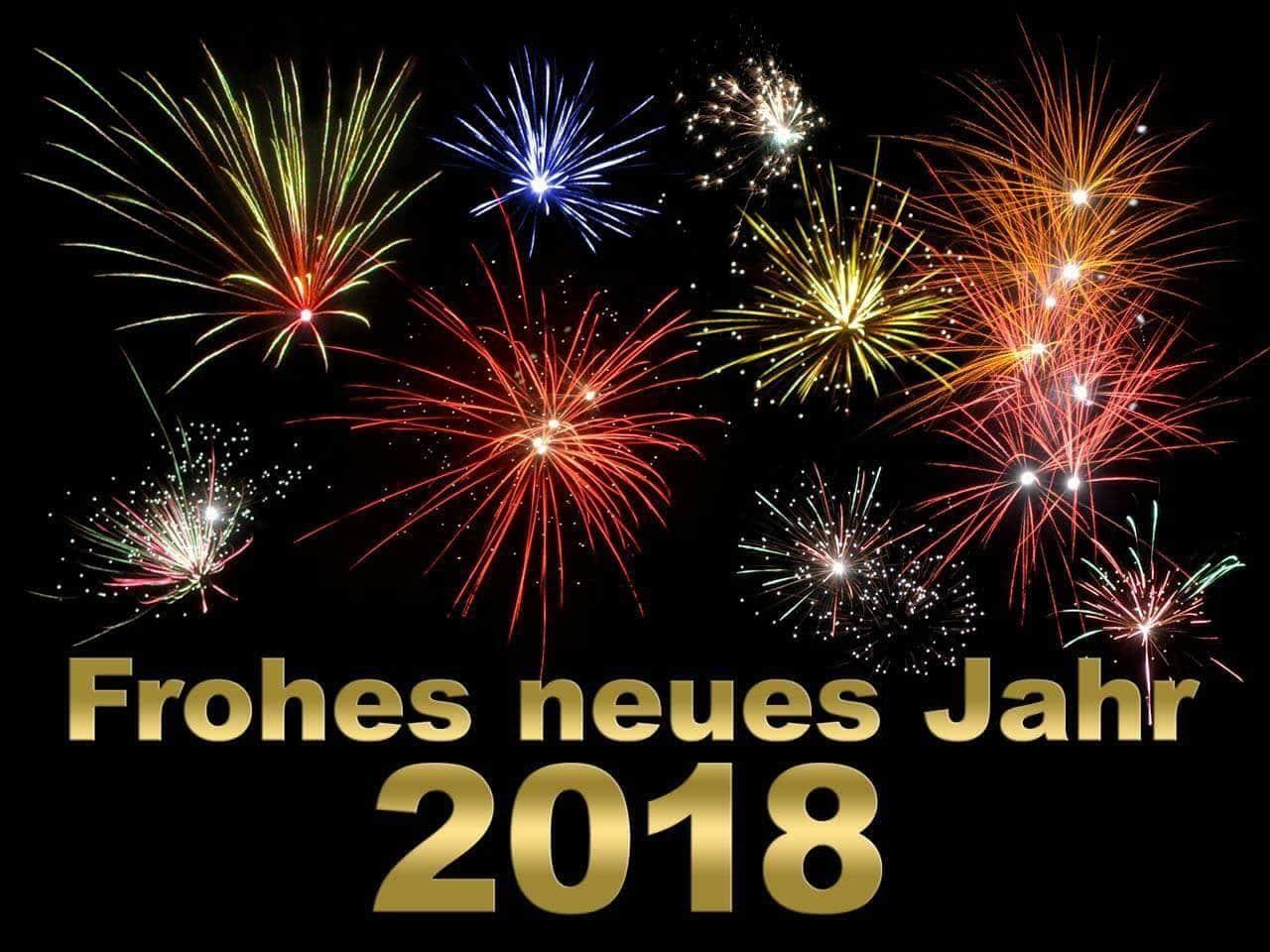 Frohes Neues Jahr 2018 - Feuerwehr Fohrde